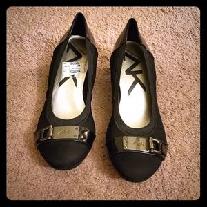 Ann Klein Sport Wedge Pumps